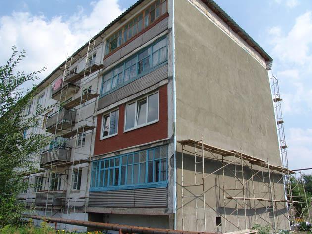 В этом году за счет Ярославского ЖКХ отремонтируют 18 домов.