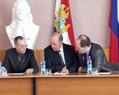 Заседание антикризисного штаба